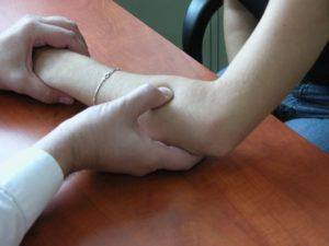 Πίεση Κερκιδικού Νεύρου στον Αγκώνα (Radial Tunnel Syndrome)